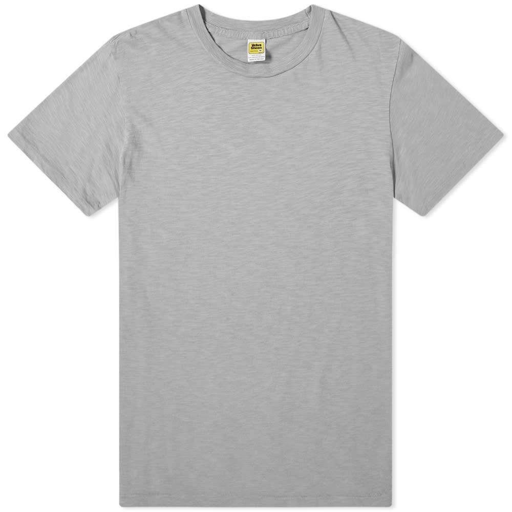 VELVA SHEEN Tシャツ メンズファッション トップス カットソー メンズ 【 Regular Tee 】 Grey