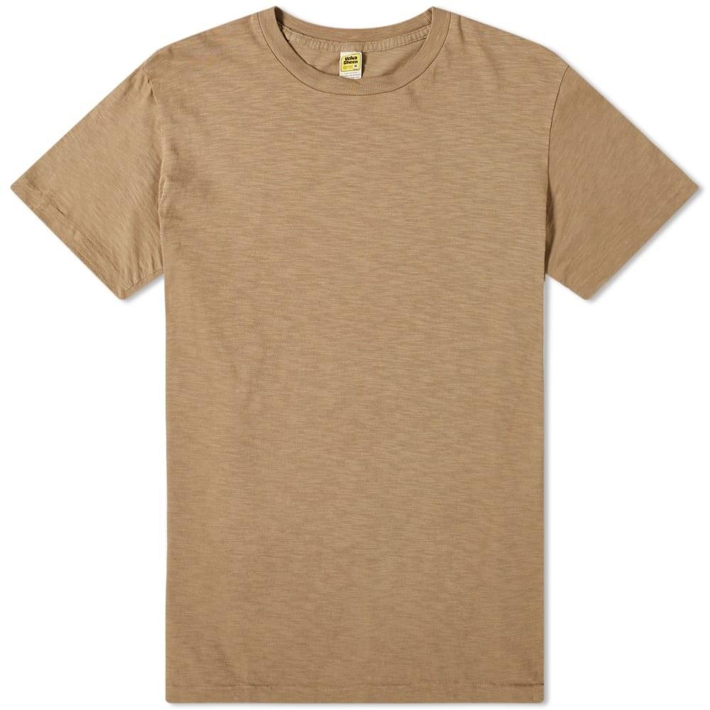 VELVA SHEEN Tシャツ メンズファッション トップス カットソー メンズ 【 Regular Tee 】 Olive