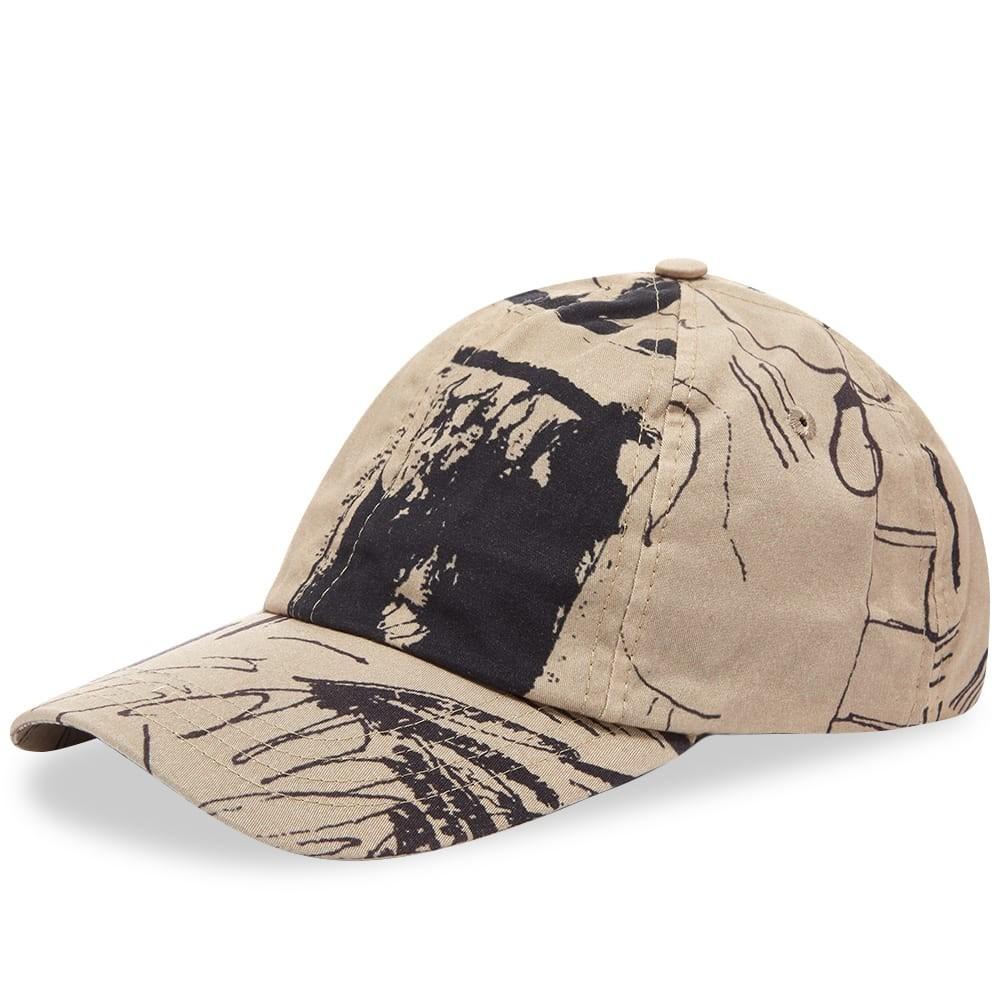 ファッションブランド カジュアル ファッション キャップ ハット FOLK 【 CHARM PRINT CAP 】 バッグ キャップ 帽子 メンズキャップ 送料無料
