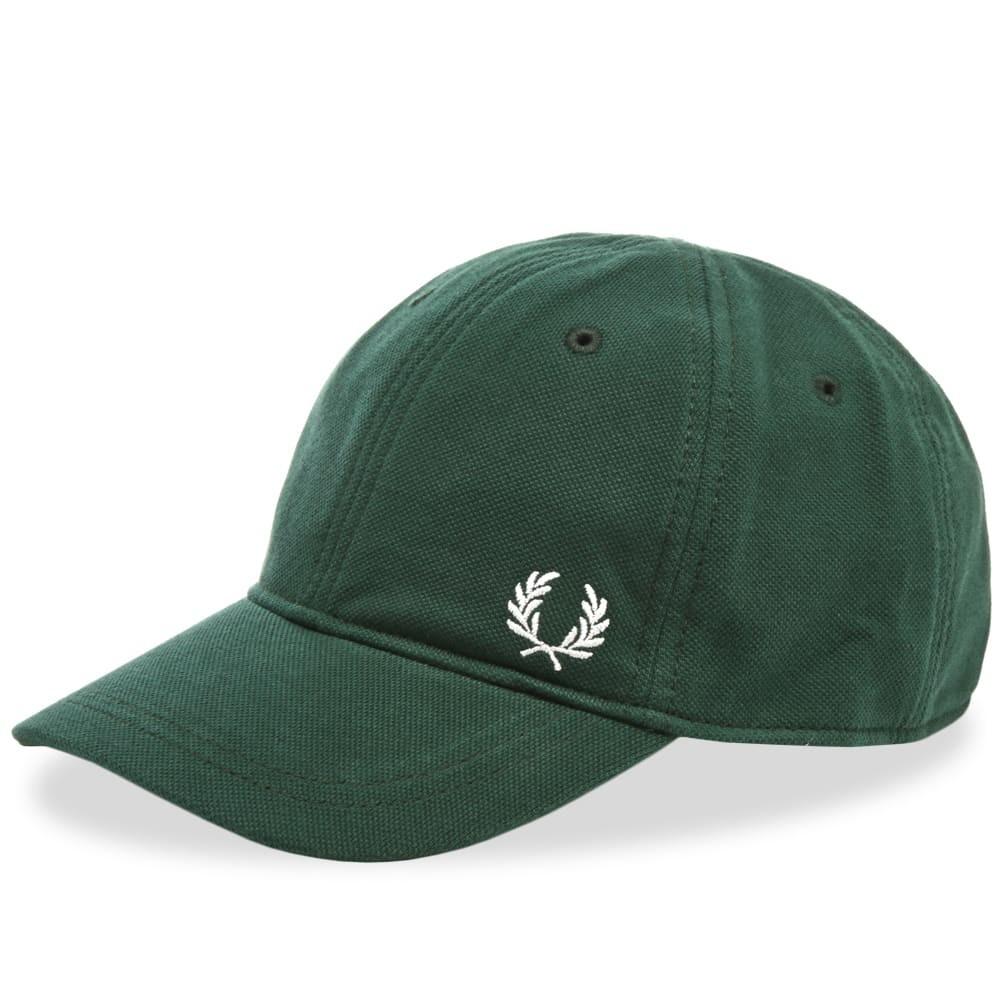 ファッションブランド カジュアル ファッション キャップ ハット FRED PERRY AUTHENTIC クラシック 【 PIQUE CLASSIC CAP IVY 】 バッグ キャップ 帽子 メンズキャップ 送料無料