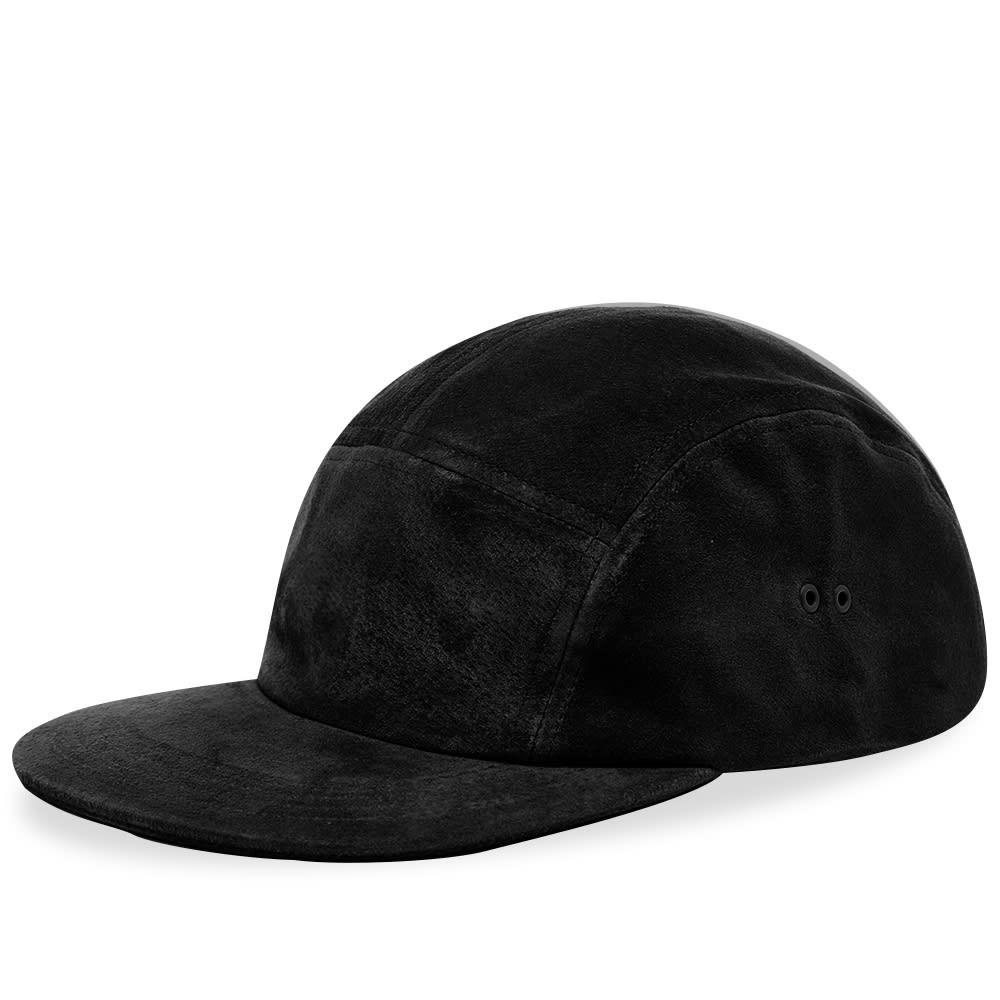 ファッションブランド カジュアル ファッション キャップ ハット HENDER SCHEME 【 WATERPROOF PIG JET CAP BLACK 】 バッグ キャップ 帽子 メンズキャップ 送料無料