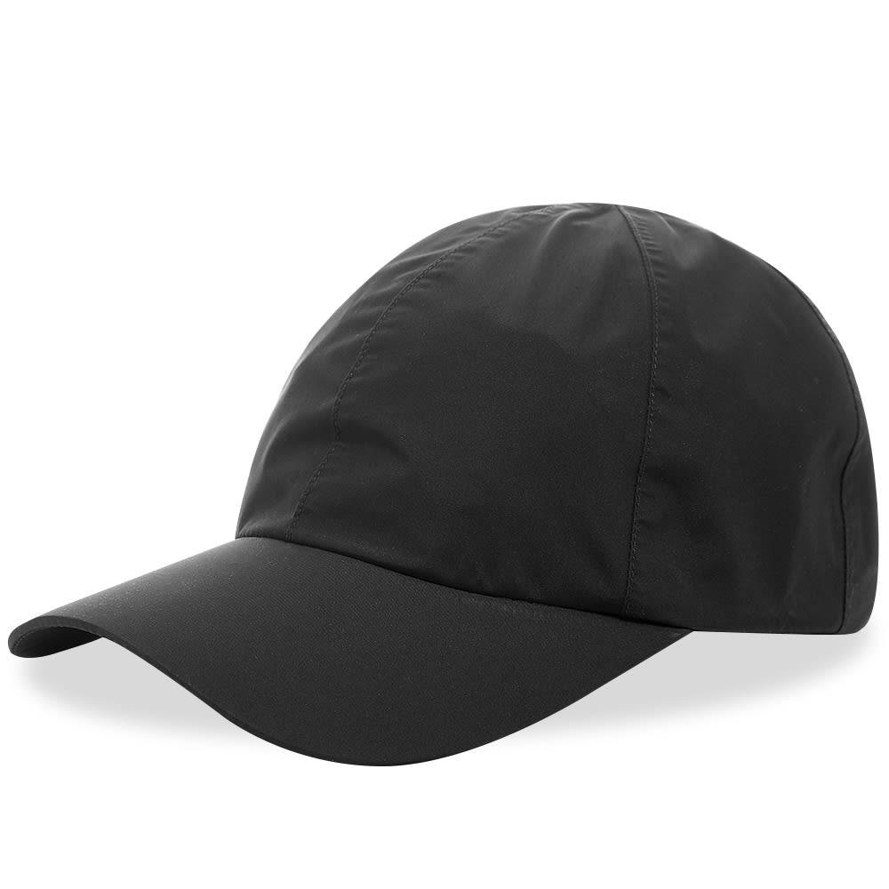 ファッションブランド カジュアル ファッション キャップ ハット NORSE PROJECTS 【 GORETEX SPORTS CAP BLACK 】 バッグ キャップ 帽子 メンズキャップ 送料無料