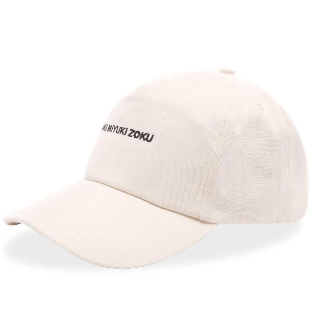 ファッションブランド カジュアル ファッション キャップ ハット MKI ベースボール 【 TWILL BASEBALL CAP ECRU 】 バッグ キャップ 帽子 メンズキャップ 送料無料