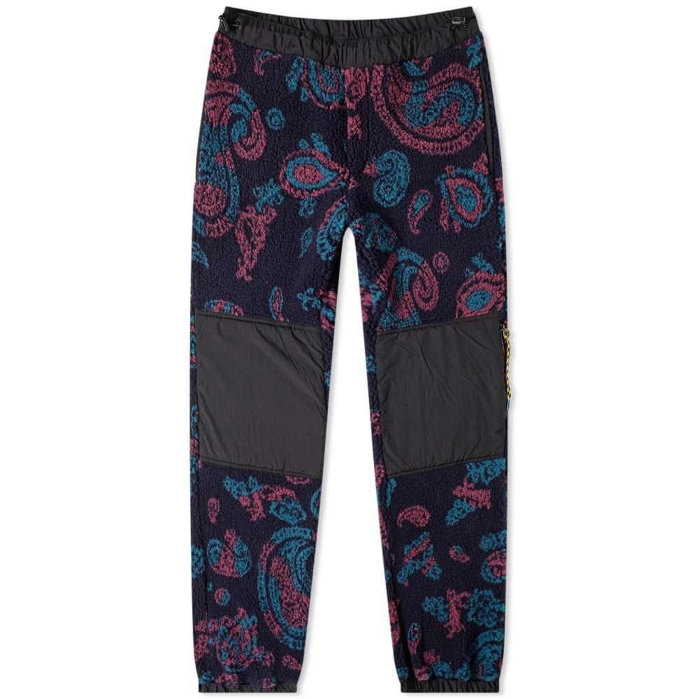 ARIES フリース トラック パンツ 【 ARIES FLEECE TRACK PANT PAISLEY 】 メンズファッション ズボン パンツ