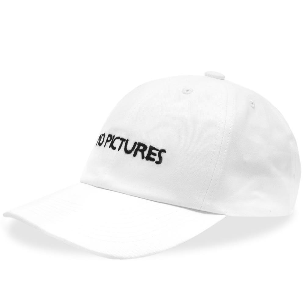 ファッションブランド カジュアル ファッション キャップ ハット NASASEASONS 【 NO PICTURES CAP WHITE 】 バッグ キャップ 帽子 メンズキャップ 送料無料