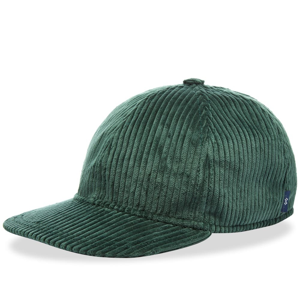 ファッションブランド カジュアル ファッション キャップ ハット BLEU DE PANAME コーデュロイ 【 CORDUROY CAP FOREST GREEN 】 バッグ キャップ 帽子 メンズキャップ 送料無料