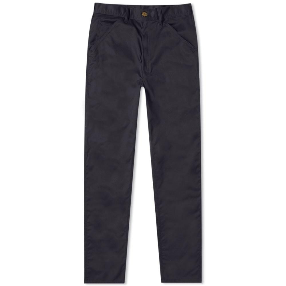 STAN RAY スリム パンツ 黒 ブラック 【 SLIM BLACK STAN RAY 80S PAINTER PANT OD HICKORY 】 メンズファッション ズボン パンツ