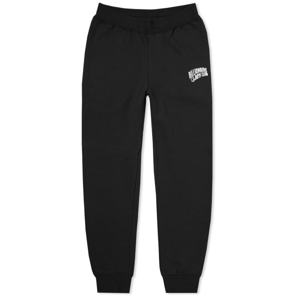 ビリオネアボーイズクラブ BILLIONAIRE BOYS CLUB クラブ ロゴ スウェット パンツ 黒 ブラック 【 SWEAT BLACK BILLIONAIRE BOYS CLUB SMALL ARCH LOGO PANT 】 メンズファッション ズボン パンツ