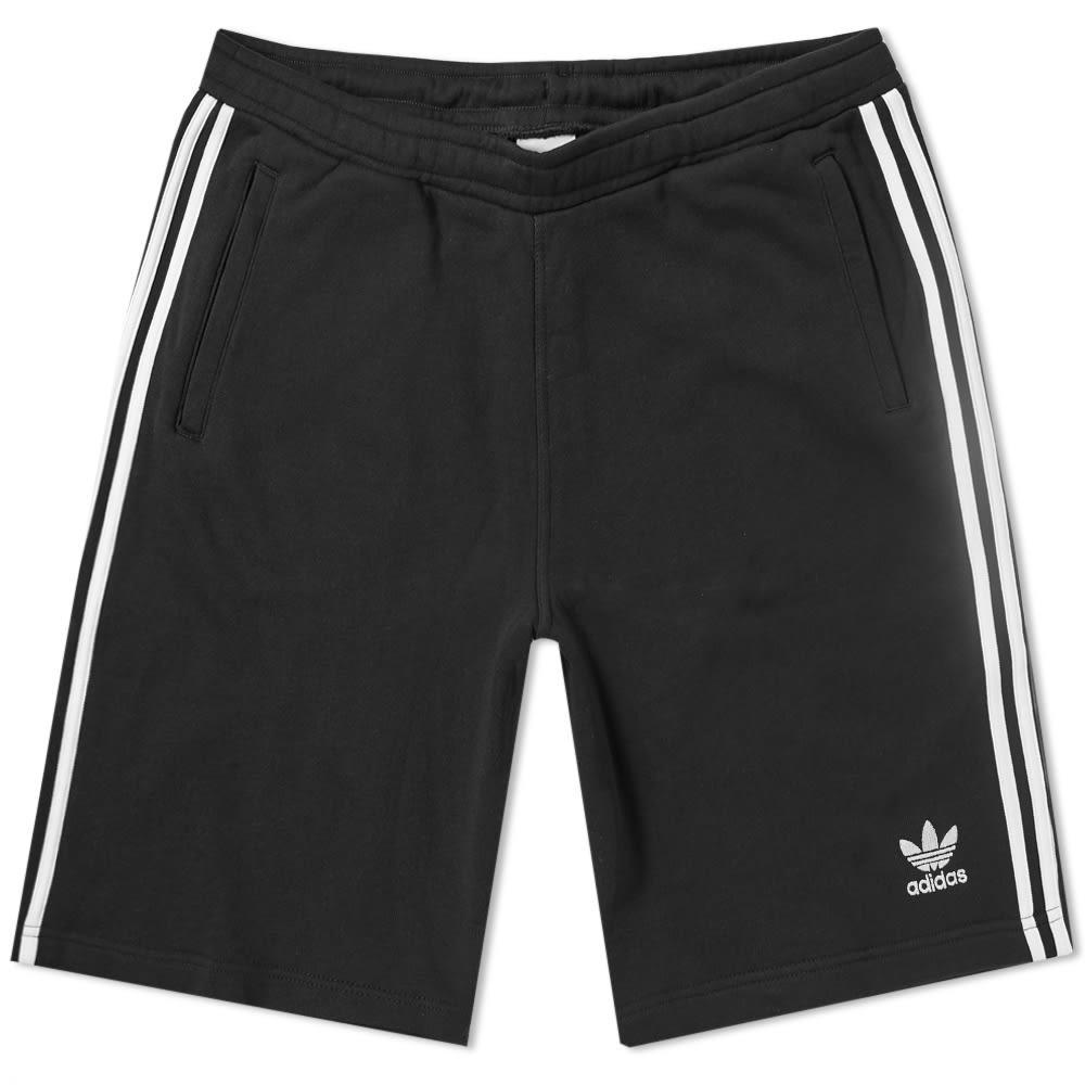 アディダス ADIDAS ストライプ 【 STRIPE 3 SHORT BLACK 】 メンズファッション ズボン パンツ 送料無料