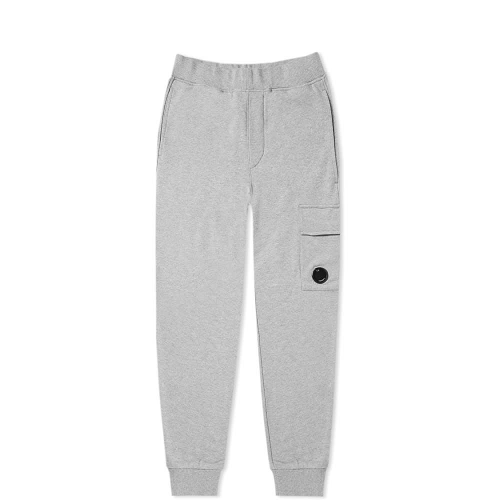 C.P. COMPANY UNDERSIXTEEN スウェット 【 SWEAT LENS POCKET PANT GREY 】 メンズファッション ズボン パンツ 送料無料