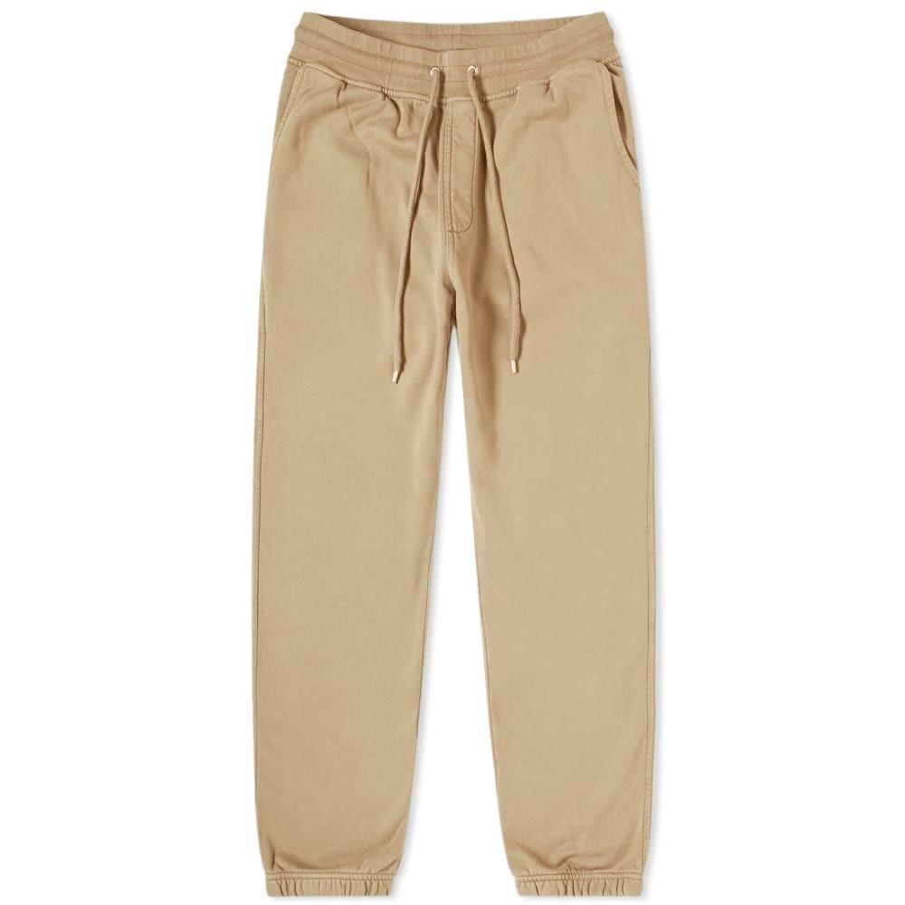 COLORFUL STANDARD スタンダード クラシック 【 CLASSIC ORGANIC PANT DESERT KHAKI 】 メンズファッション ズボン パンツ 送料無料