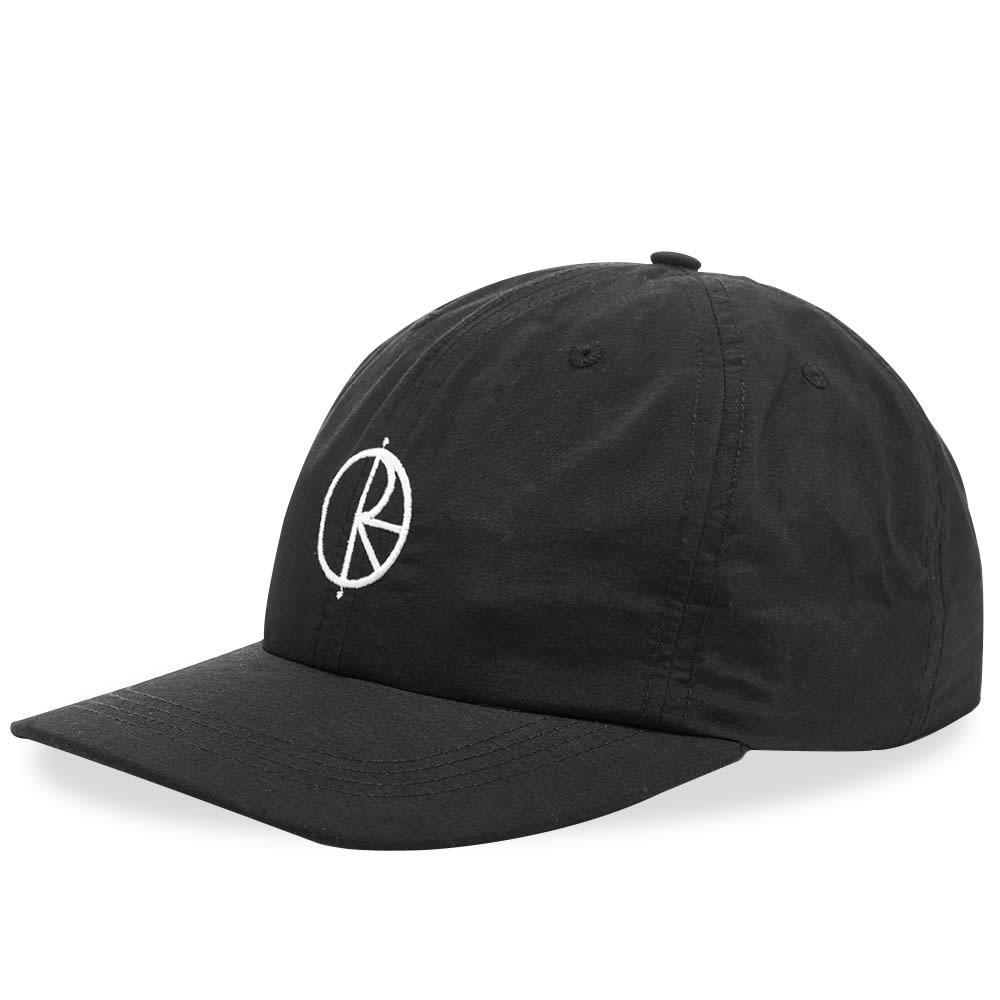 ファッションブランド カジュアル ファッション キャップ ハット POLAR SKATE CO. ポーラー スケート 【 LIGHTWEIGHT CAP BLACK 】 バッグ キャップ 帽子 メンズキャップ 送料無料