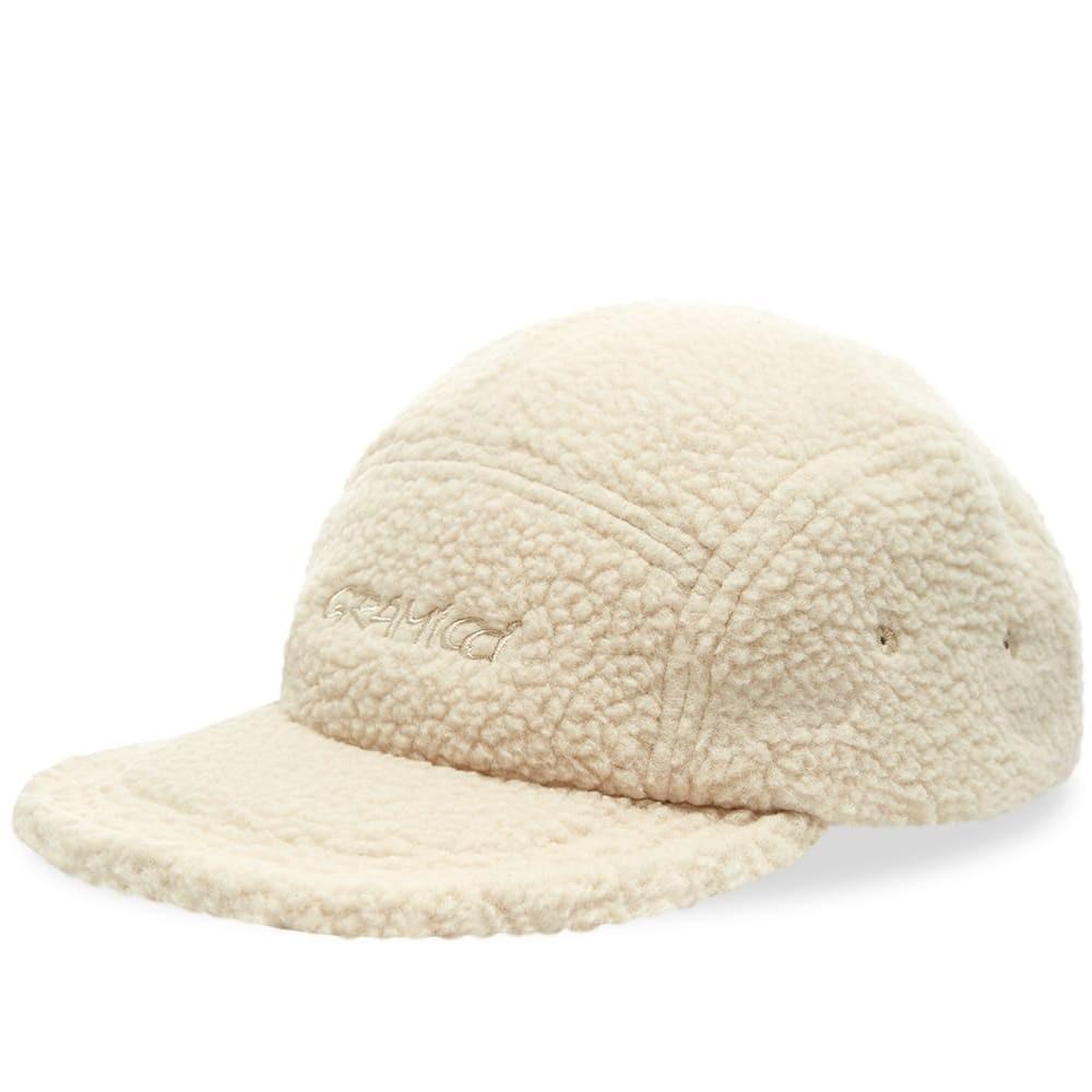 ファッションブランド カジュアル ファッション キャップ ハット GRAMICCI フリース 【 BOA FLEECE JET CAP IVORY 】 バッグ キャップ 帽子 メンズキャップ 送料無料