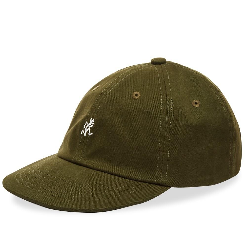ファッションブランド カジュアル ファッション キャップ ハット GRAMICCI 【 UMPIRE CAP OLIVE 】 バッグ キャップ 帽子 メンズキャップ 送料無料