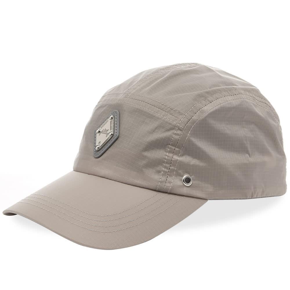 ファッションブランド カジュアル ファッション キャップ ハット A-COLD-WALL* ACOLDWALL* 【 RIPSTORM CAP GREY 】 バッグ キャップ 帽子 メンズキャップ 送料無料
