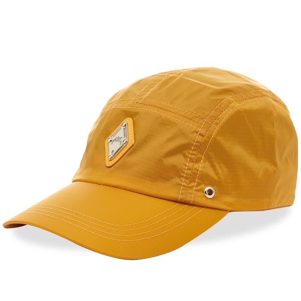 ファッションブランド カジュアル ファッション キャップ ハット A-COLD-WALL* ACOLDWALL* 【 RIPSTORM CAP MUSTARD 】 バッグ キャップ 帽子 メンズキャップ 送料無料