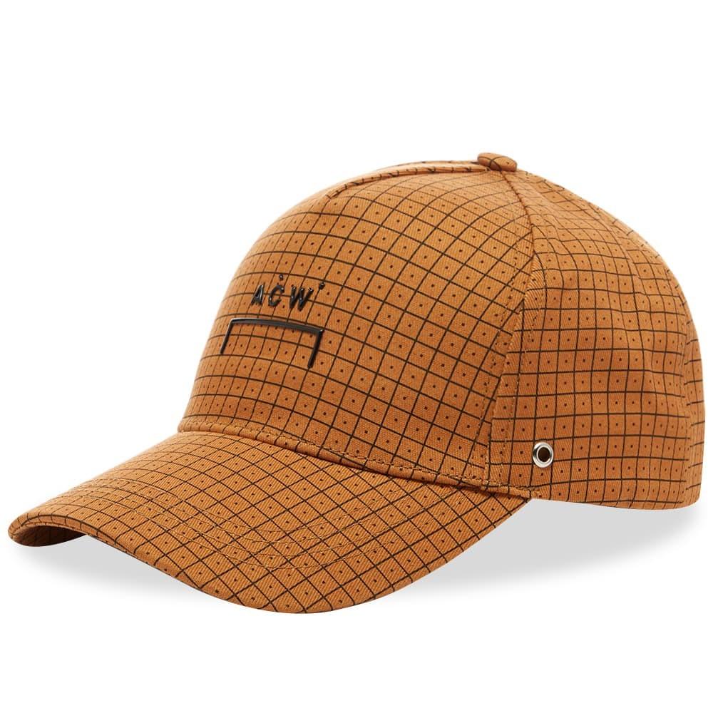 ファッションブランド カジュアル ファッション キャップ ハット A-COLD-WALL* クラシック ACOLDWALL* 【 CLASSIC CAP MUSTARD 】 バッグ キャップ 帽子 メンズキャップ 送料無料