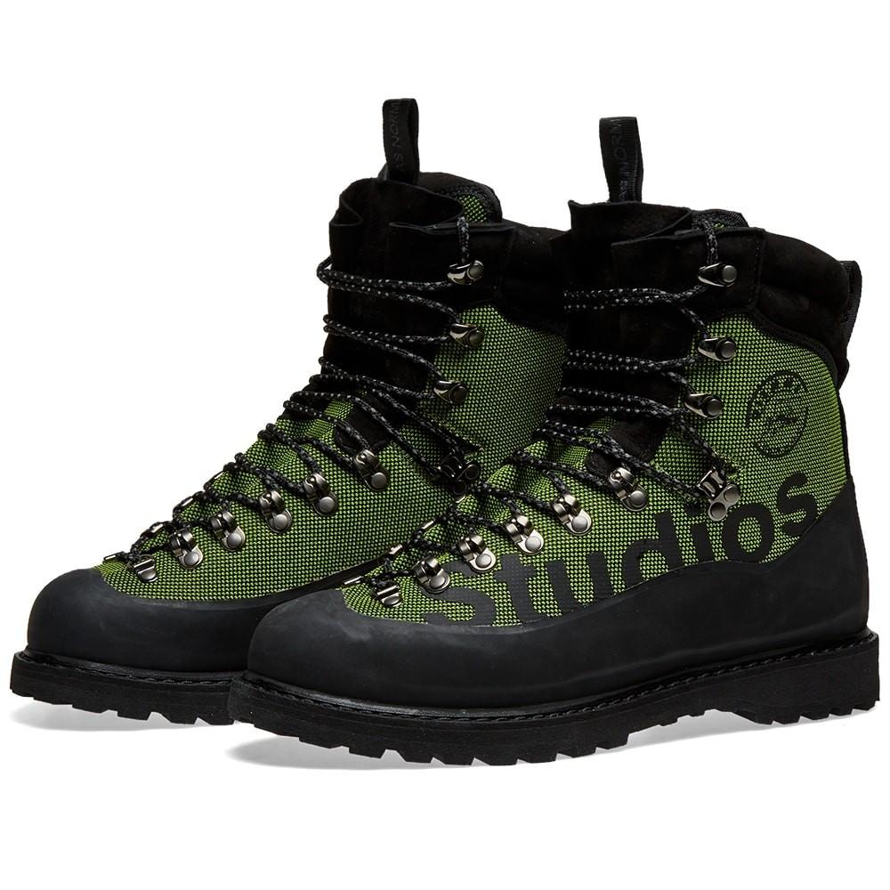 PAS NORMAL STUDIOS ブーツ メンズ 【 X Diemme Everest Boot 】 Everest Green