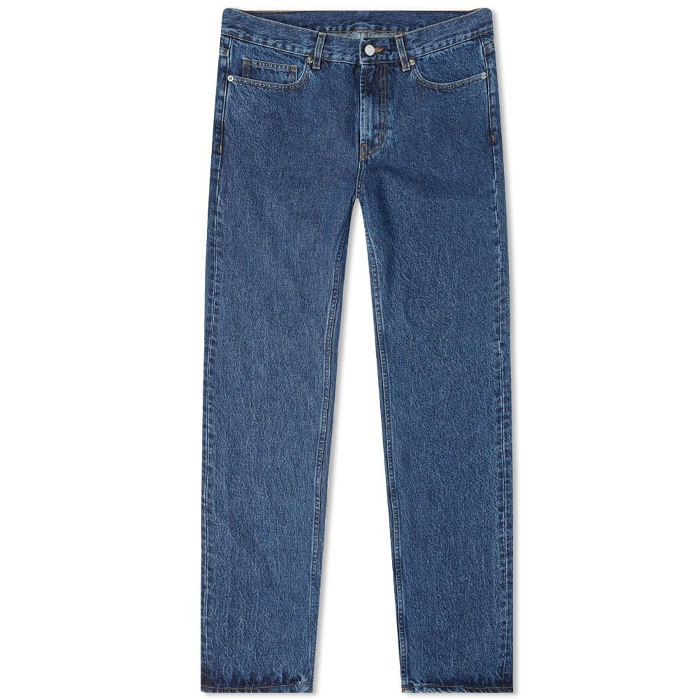 NORSE PROJECTS スリム メンズファッション ズボン パンツ メンズ 【 Slim Jean 】 Stone Washed
