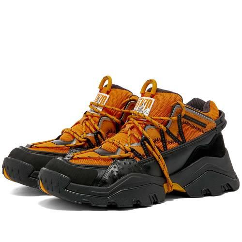 【スーパーセール中! 6/11深夜2時迄】KENZO スニーカー メンズ 【 Inka Low Top Sneaker 】 Marigold