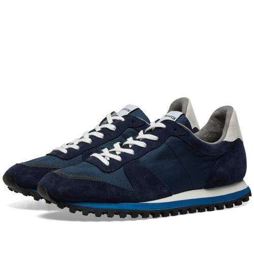 NOVESTA スニーカー 【 MARATHON TRAIL RUNNER NAVY 】 メンズ 送料無料