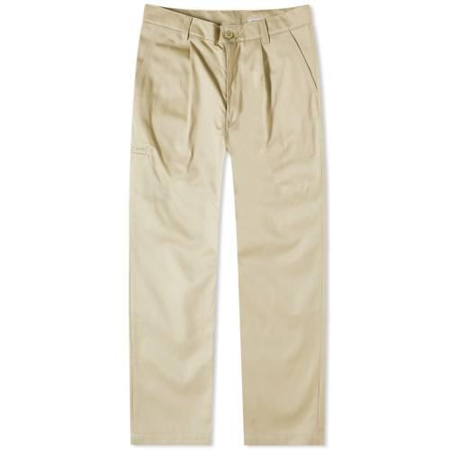 ARPENTEUR チノ 砂色 サンド 【 ARPENTEUR TREVAIL TWILL CHINO SAND 】 メンズファッション ズボン パンツ