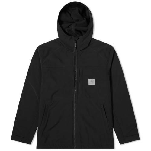 カーハート ダブリューアイピー CARHARTT WIP メンズファッション コート ジャケット メンズ 【 Softshell Jacket 】 Black