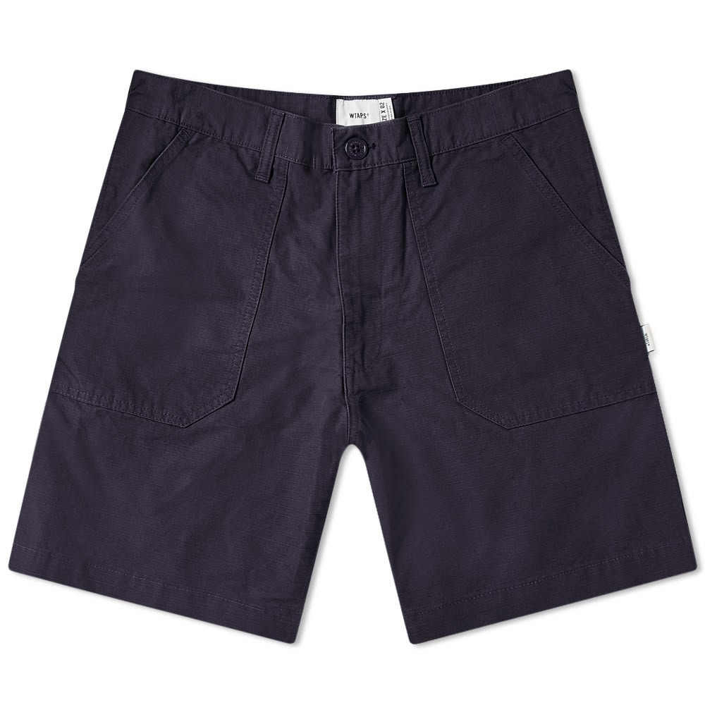 WTAPS 【 BUDS RIPSTOP SHORT NAVY 】 メンズファッション ズボン パンツ 送料無料