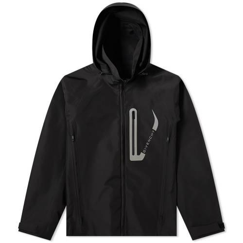 GIVENCHY メンズファッション コート ジャケット メンズ 【 Technical Parka 】 Black