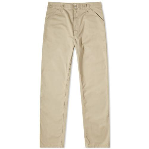 カーハート ダブリューアイピー CARHARTT WIP パンツ 【 CARHARTT WIP SIMPLE PANT WALL 】 メンズファッション ズボン パンツ