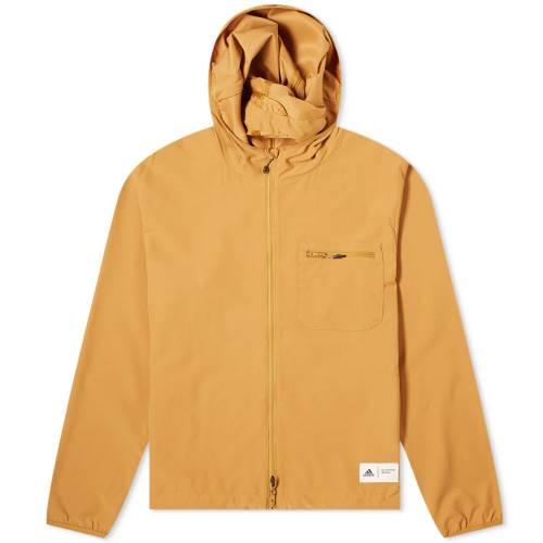 ADIDAS CONSORTIUM メンズファッション コート ジャケット メンズ 【 Adidas X Universal Works Jacket 】 Mesa