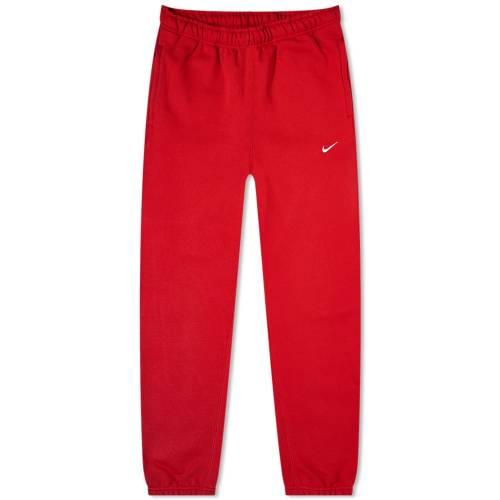 ナイキ NIKE スウェット パンツ 赤 レッド 【 SWEAT RED NIKE NIKELAB PANT GYM 】 メンズファッション ズボン パンツ
