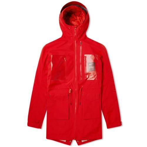 ナイキ NIKE メンズファッション コート ジャケット メンズ 【 X Undercover Fishtail Parka 】 Sport Red