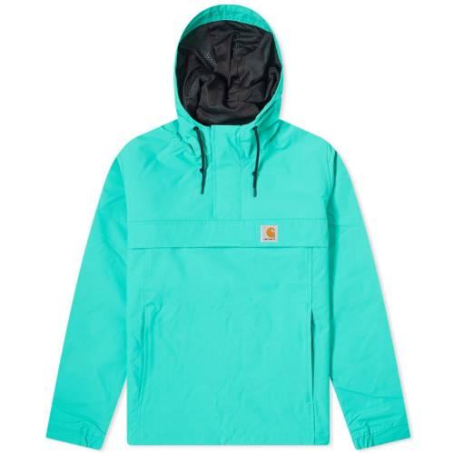 カーハート ダブリューアイピー CARHARTT WIP メンズファッション コート ジャケット メンズ 【 Nimbus Mesh Lined Pullover Jacket 】 Yoda