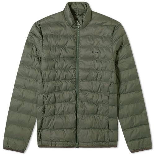 バブアー BARBOUR 【 PENTON QUILTED JACKET OLIVE 】 メンズファッション コート ジャケット 送料無料