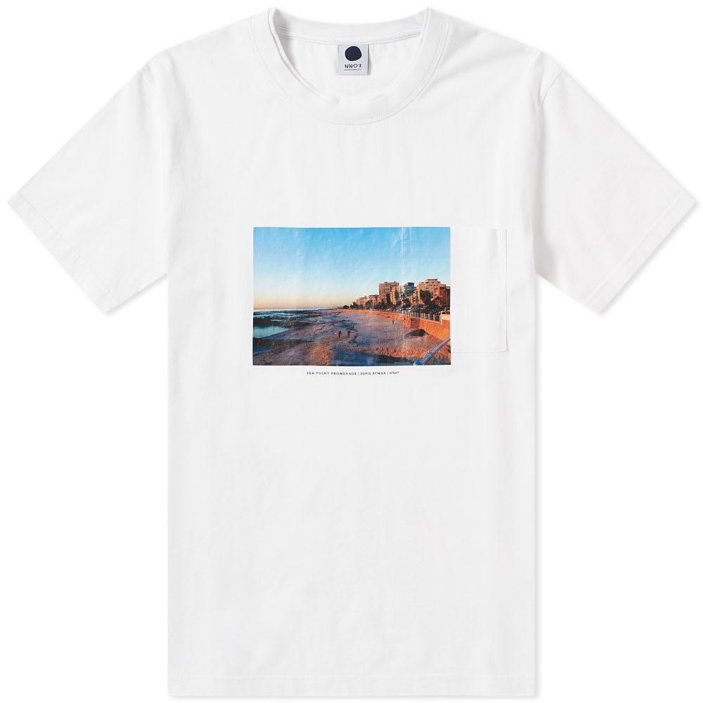 【NeaYearSALE1/1-1/5】NN07 【 EVERETT POCKET TEE WHITE 】 メンズファッション トップス Tシャツ カットソー 送料無料