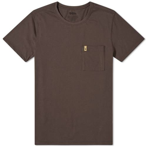 FJ・・LLR・・VEN Tシャツ GRAY灰色 グレイ FJ・・LLR・・VEN ・・VIK 【 GREY POCKET TEE DARK 】 メンズファッション トップス Tシャツ カットソー