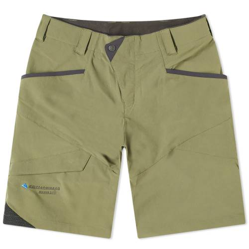 KL・・TTERMUSEN カーゴ 緑 グリーン KL・・TTERMUSEN 2.0 【 GREEN MAGNE CARGO SHORT 】 メンズファッション ズボン パンツ