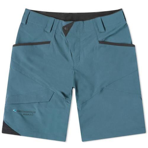 KL・・TTERMUSEN カーゴ 紺 ネイビー KL・・TTERMUSEN 2.0 【 NAVY MAGNE CARGO SHORT 】 メンズファッション ズボン パンツ