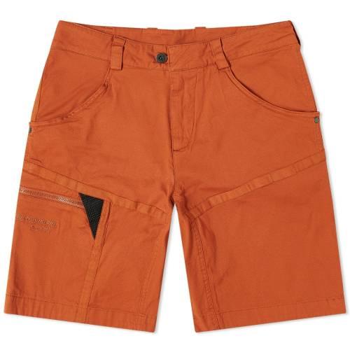KL・・TTERMUSEN 橙 オレンジ KL・・TTERMUSEN 【 ORANGE GEFJON DRAWSTRING CLIMBING SHORT 】 メンズファッション ズボン パンツ