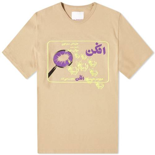 PARIA FARZANEH Tシャツ 【 PARIA FARZANEH SPRAY AWAY TEE WALL 】 メンズファッション トップス Tシャツ カットソー
