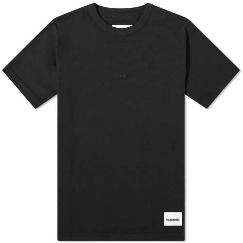 NEIGHBORHOOD Tシャツ 黒 ブラック 【 BLACK NEIGHBORHOOD RIB TEE 】 メンズファッション トップス Tシャツ カットソー