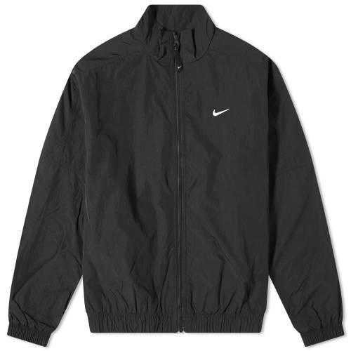ナイキ NIKE トラック 黒 ブラック 【 BLACK NIKE NIKELAB TRACK JACKET 】 メンズファッション コート ジャケット