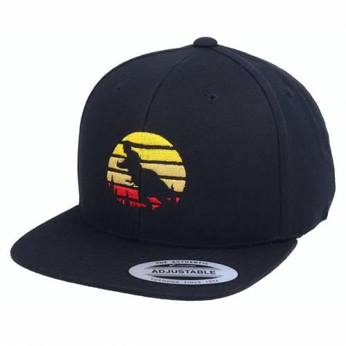 ファッションブランド カジュアル ファッション 定番スタイル キャップ ハット 帽子 黒色 割り引き ブラック スナップバック バッグ SNAPBACK ジュニア DINO CAP キッズ BLACK KIDS TREX KIDDO
