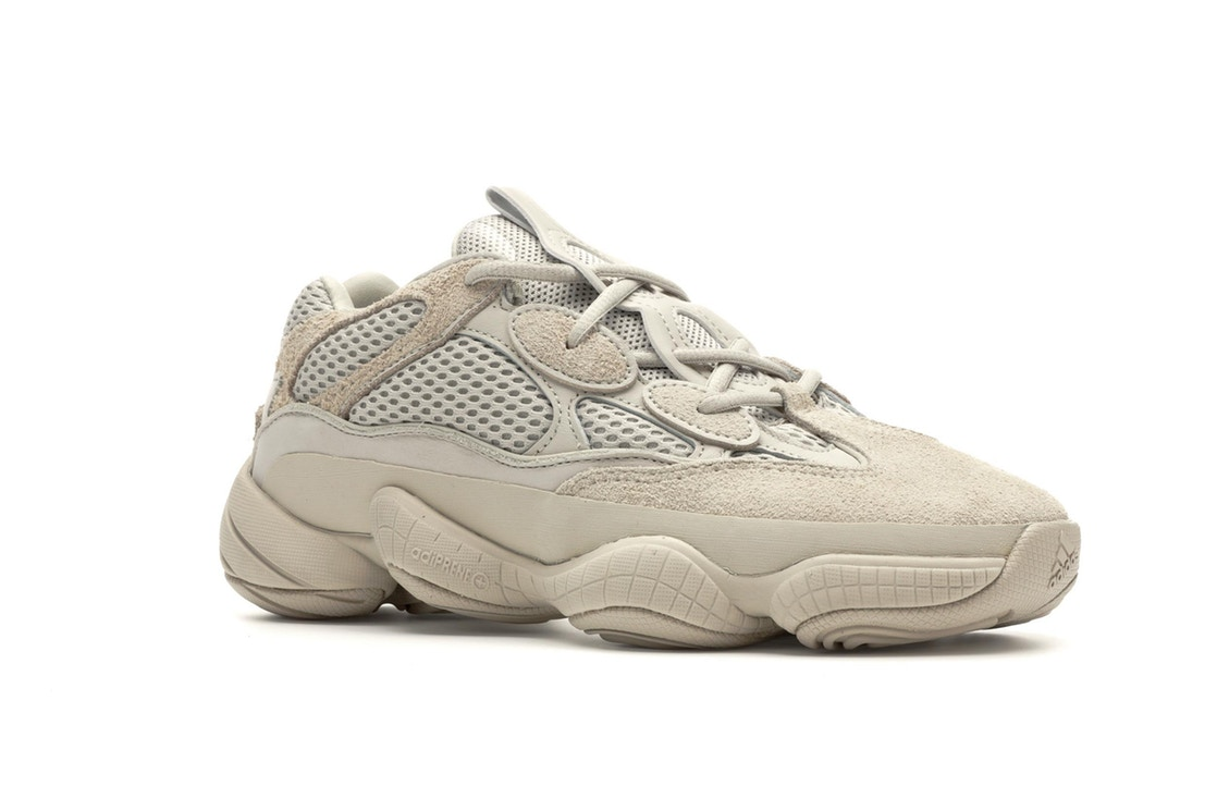 【海外限定】アディダス スニーカー メンズ靴 【 ADIDAS YEEZY 500 BLUSH 】【送料無料】