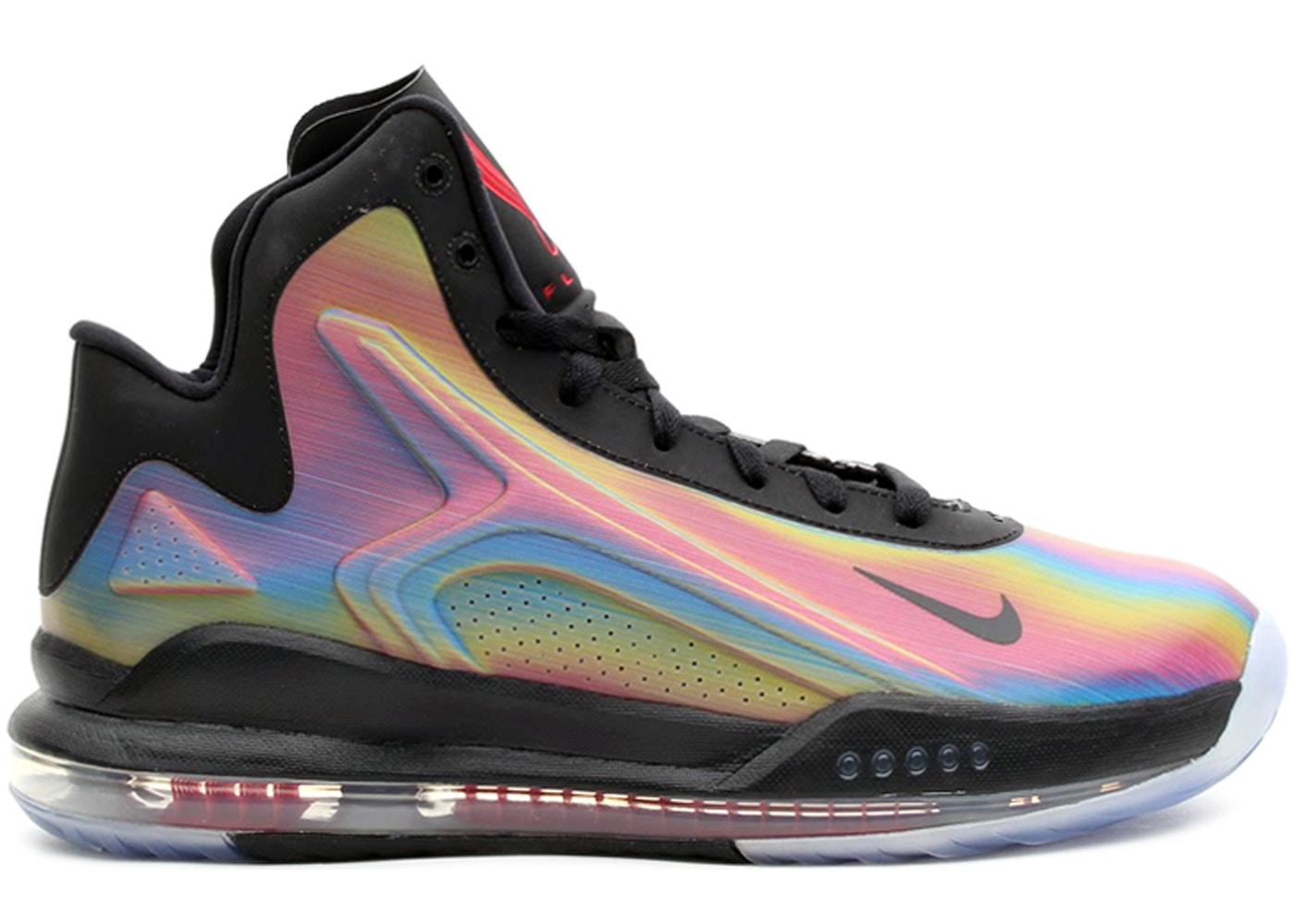 ナイキ NIKE マックス スニーカー 【 HYPERFLIGHT MAX HOLOGRAM UNIVERSITY RED BLACKUNIVERSITY 】 メンズ