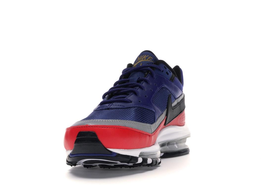 Womens Nike Air Max Classic BW White Imperial Purple Grey