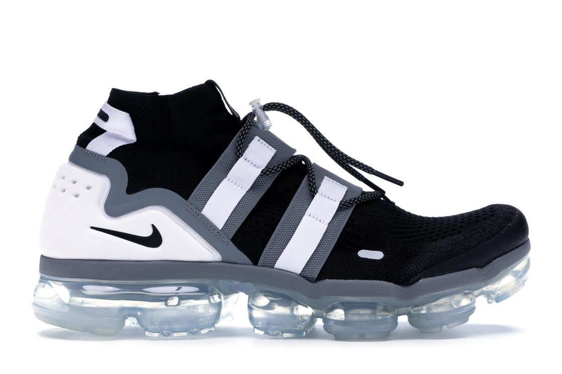 ナイキ NIKE エア 黒 ブラック クール スニーカー 【 AIR BLACK VAPORMAX UTILITY COOL GREY BLACKCOOL GREYWHITEPURE PLATINUM 】 メンズ