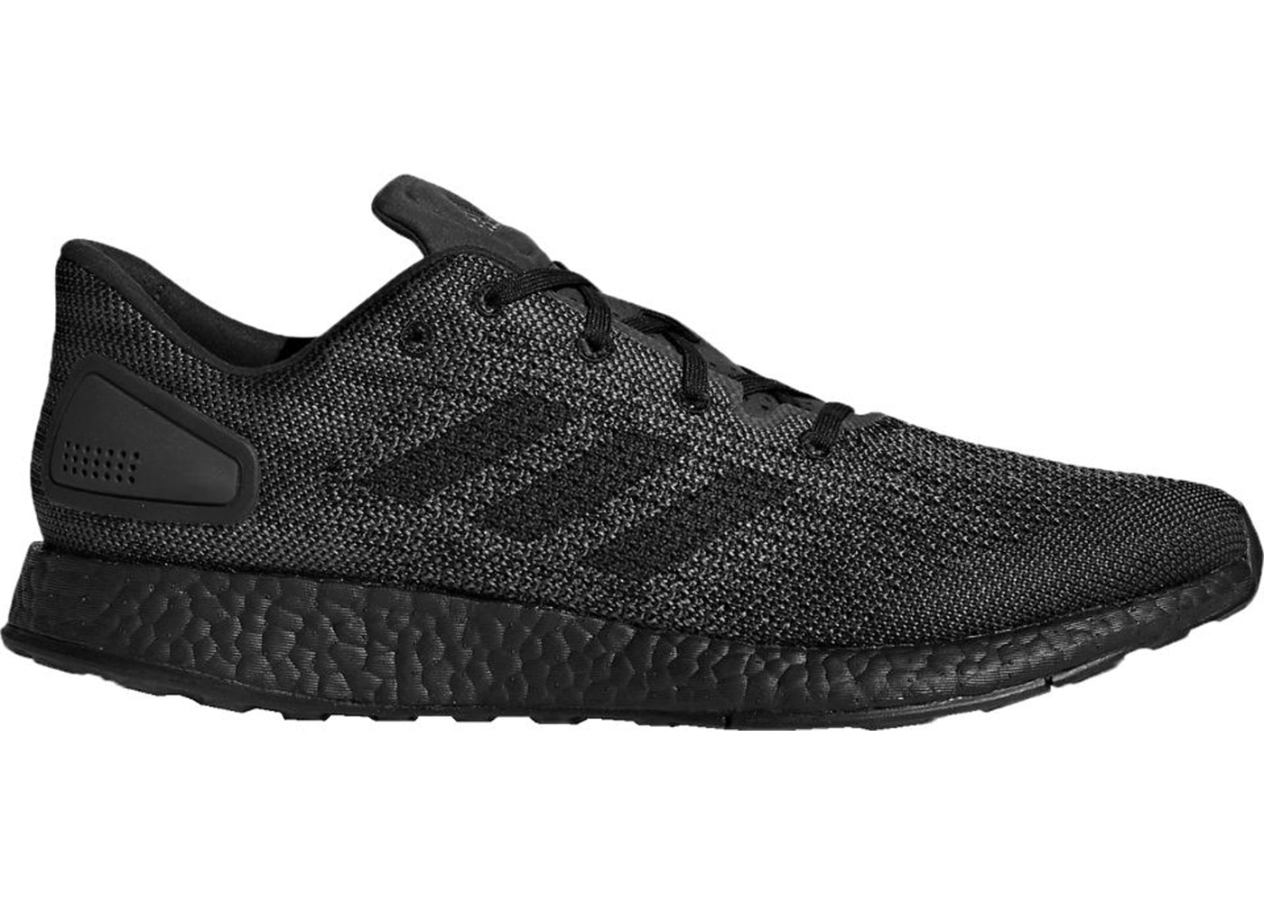 アディダス ADIDAS スニーカー 【 PUREBOOST DPR TRIPLE BLACK CORE 】 メンズ