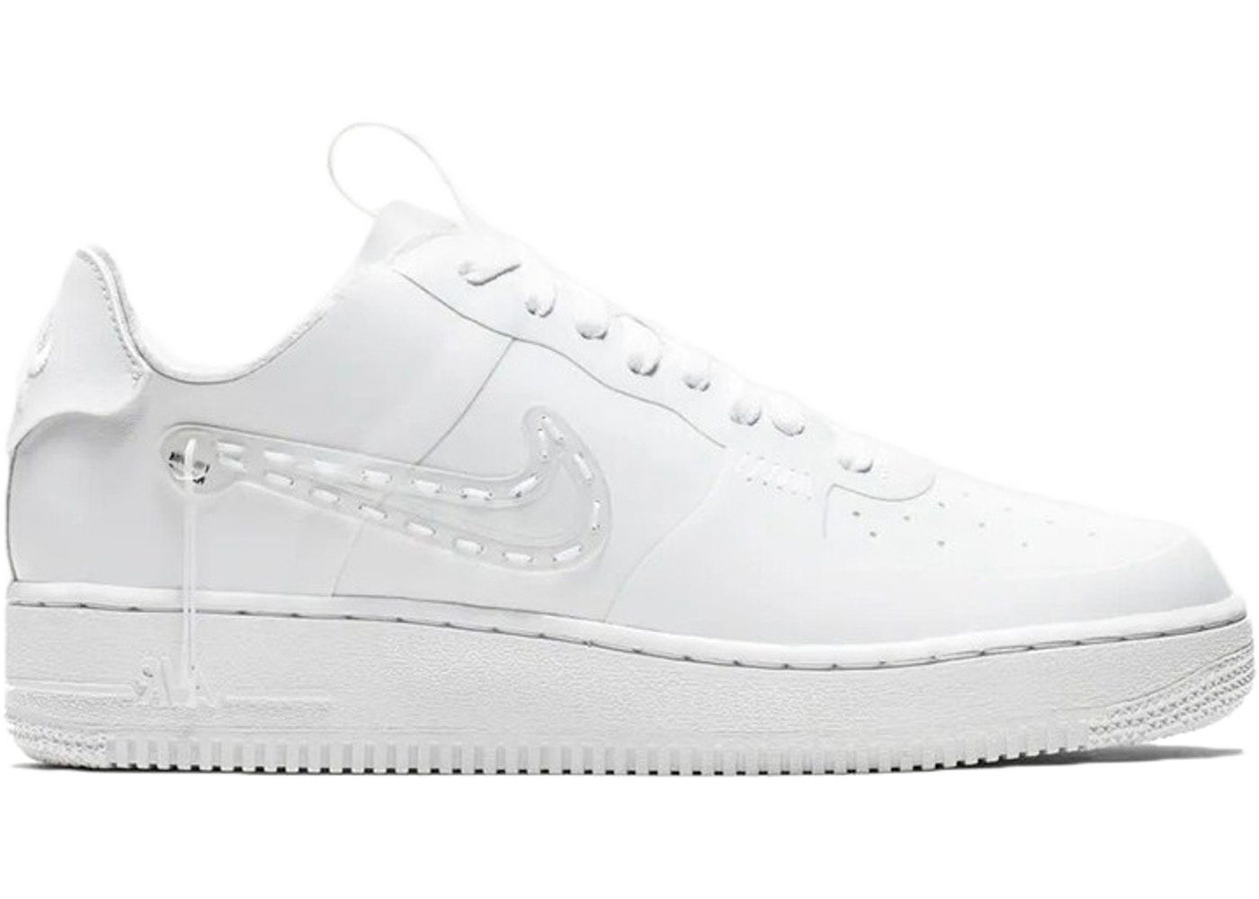 ナイキ NIKE エア スニーカー 【 AIR FORCE 1 LOW NOISE CANCELLING PACK ODELL BECKHAM JR WHITE 】 メンズ